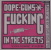 "Dope, Guns 'n Fucking... Vol. 4 (7"", US)"