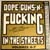 Dope, Guns and Fucking in the Streets Vol... (LP, US)