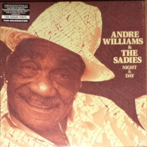 Andre Williams & The Sadies - Night & Day (LP, US) - Cover