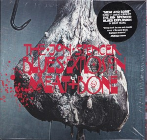 The Jon Spencer Blues Explosion – Meat and Bone (CD, US) - Cover