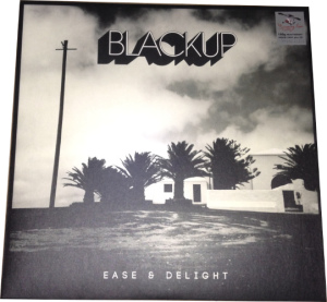 Blackup – Ease & Delight [Clear] (LP/CD, GERMANY) - Cover