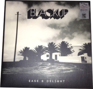 Blackup - Ease & Delight [White] (LP/CD, GERMANY) - Cover