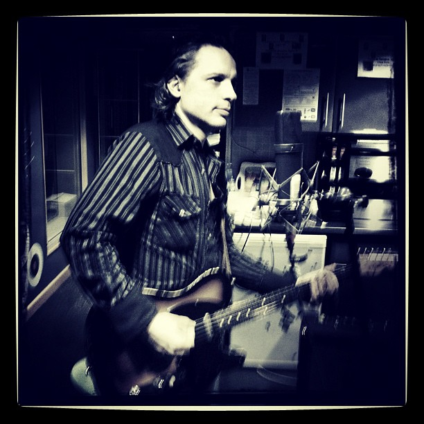 The Jon Spencer Blues Explosion – BBC Radio 6 Music, London, UK (26 September 2012)
