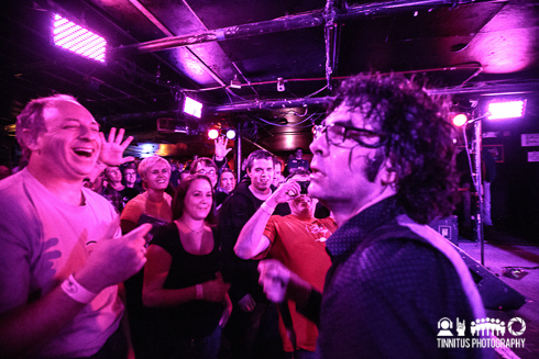The Jon Spencer Blues Explosion - Middle East Downstairs, Cambridge, MA, (12 October 2012)