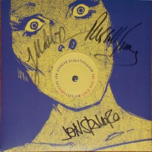 """The Jon Spencer Blues Explosion - She Said (7"""", UK)"""
