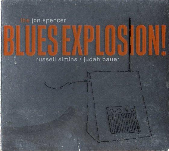 The Jon Spencer Blues Explosion - Live In France 2013