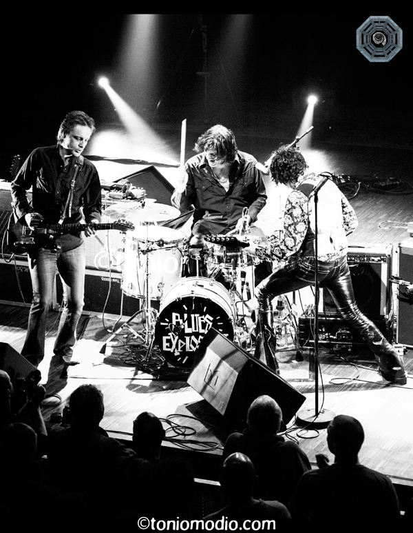 The Jon Spencer Blues Explosion - Le Bikini, Ramonville Saint Agne, France (10 February 2013)