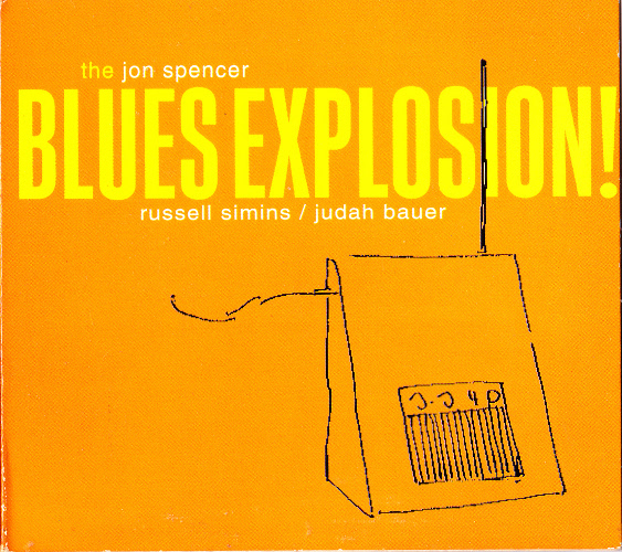 The Jon Spencer Blues Explosion - Orange (1994)