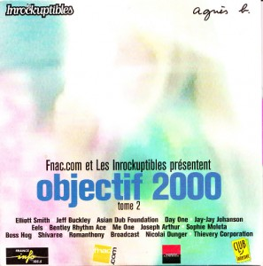 V/A feat. Boss Hog - Objectif 2000 - Tome 2 (CD, FRANCE) - Cover