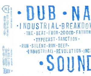 Dub Narcotic Sound System - Industrial Breakdown (CD, UK) - Cover