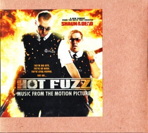 V/A feat. Jon Spencer and The Elegant Too - Hot Fuzz: Music From The Motion Picture [Promo] (CD, US) - Cover