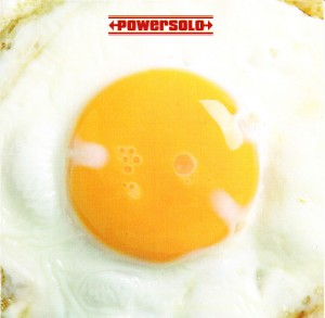 Powersolo - Egg (CD, US) - Cover