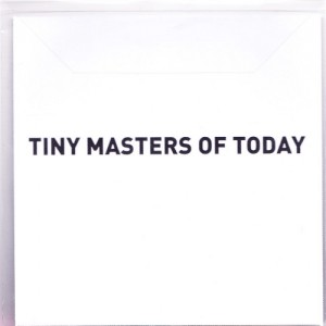 Tiny Masters of Today - Hey, Mr. DJ [Promo] [#2] (CD, UK) - Cover