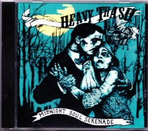 Heavy Trash - Midnight Soul Serenade [Promo] (CD, US) - Cover