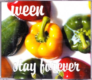 Ween - Stay Forever [1 Track] [Promo] (CD, UK) - Cover
