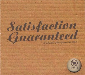 V/A feat. 20 Miles - Satisfaction Guaranteed (2xCD, FRANCE) - Cover