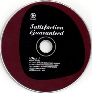 V/A feat. 20 Miles - Satisfaction Guaranteed (2xCD, FRANCE) - Disc 1