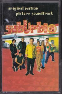 V/A feat. Boss Hog - Suburbia: Original Motion Picture Soundtrack (CASSETTE, US) - Cover