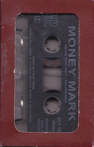 Money Mark - Hand In Your Head [Promo] (CASSETTE, UK) - Front