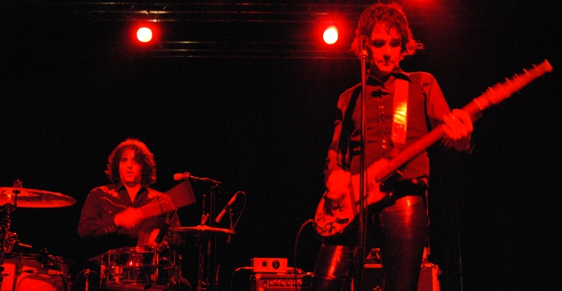 The Jon Spencer Blues Explosion - L'Astrolabe, Orleans, France (12 May 2013)