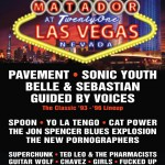 The Jon Spencer Blues Explosion / Cat Power – Matador at 21 Festival / The Lost Weekend, The Palms, Las Vegas, NV, US (2 October 2010)