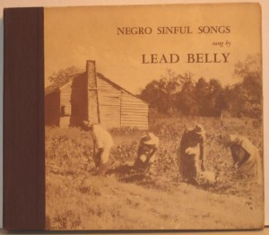 Leadbelly - Negro Sinful Songs Sung by Leadbelly (5x78rpm, US)