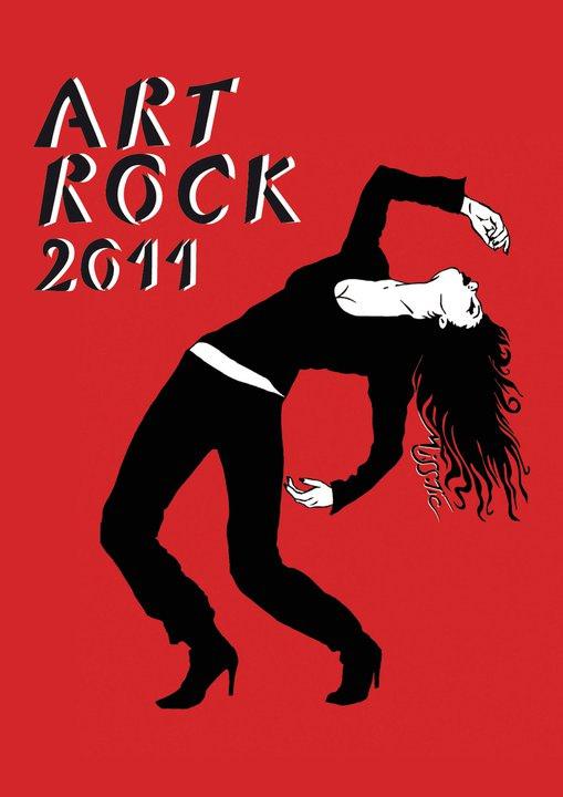 Jon Spencer Blues Explosion - Art Rock 2011, Côtes d'Armor, France (10 June 2011)