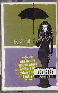 Boss Hog (CASSETTE, US) - Cover