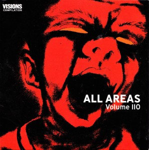V/A feat. Heavy Trash - All Areas Volume 110 (CD, GERMANY) - Cover