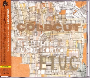 Coldcut - Everything Is Under Control (CD, JAPAN) - Cover