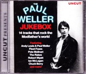 V/A feat. Little Barrie - The Paul Weller Jukebox (CD, UK) - Cover