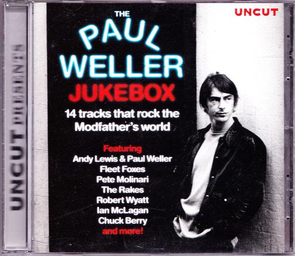 V A Feat Little Barrie The Paul Weller Jukebox Cd Uk