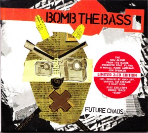 Bomb The Bass - Future Chaos (2xCD, UK) - Cover