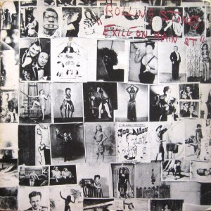 Rolling Stones - Exile on Main St. (2xLP, US) - Cover