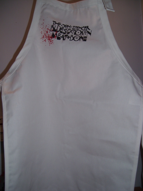 The Jon Spencer Blues Explosion - Meat and Bone: Apron (APRON, US)