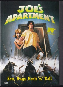 V/A feat. Boss Hog - Joe's Apartment (DVD, US) - Cover