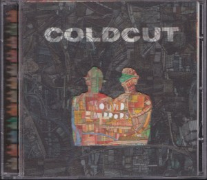 Coldcut - Sound Mirrors (CD, UK)  - Cover