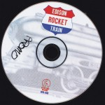 Edison Rocket Train - Yes! Yes!! Yes!!! (CD, US)