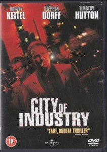 V/A feat. Butter 08 - City of Industry (FEATURE FILM, US)