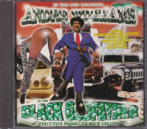 Andre Williams - Black Godfather (CD, US)  - Cover