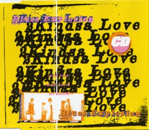 The Jon Spencer Blues Explosion - 2Kindsa Love (CD, UK) - Cover