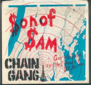 "Chain Gang - Son of Sam (7"", US) - Cover"