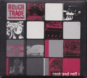 V/A feat. Boss Hog / The Jon Spencer Blues Explosion / Pussy Galore - Rough Trade Shops: Rock and Roll 1 (2xCD, UK) - Cover