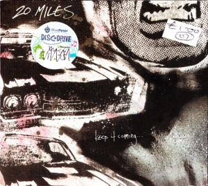 20 Miles - Keep It Coming... (CD, US) - Cover