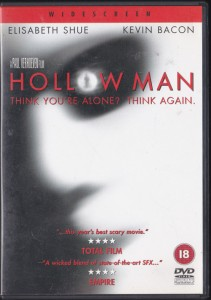 V/A feat. Boss Hog - Hollow Man (DVD, UK) - Cover
