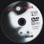 V/A feat. Boss Hog - Hollow Man (DVD, UK)