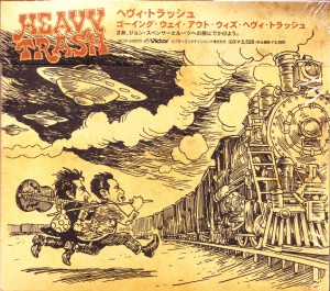 Heavy Trash - Going Way Out With Heavy Trash (CD, JAPAN) - Cover
