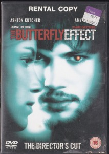 V/A feat. Jon Spencer Blues Explosion - The Butterfly Effect: Directors Cut [RENTAL] (DVD, UK)  - Cover