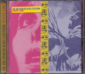 The Jon Spencer Blues Explosion - Plastic Fang (CD, UK) - Cover