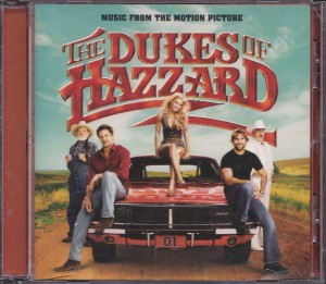 V/A feat. Blues Explosion – The Dukes of Hazzard: Music From The Motion Picture (CD, US) - Cover